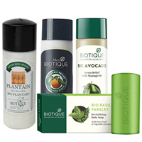 Incredibly Smart Biotique Gift Combo only for Men
