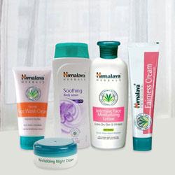 Wonderful Himalaya Skin Care Gift Hamper for Women