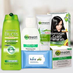 Magical Garnier Total Care Cosmetic Gift Hamper for Women