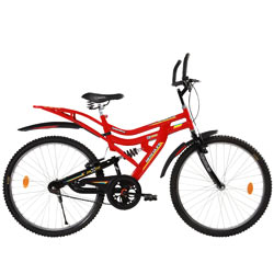 Illuminating BSA Dynamite EX Bicycle <br>