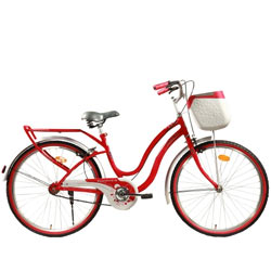 Metallic-Tone BSA Ladybird Dazz Bicycle