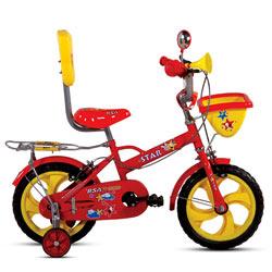 Tot's Choice BSA Champ Star Bicycle<br>