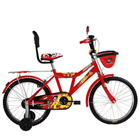 Perky Puerile BSA Champ Toonz Bicycle<br>