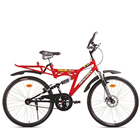 Fabulous Looking Hercules MTB Turbodrive Rebellio 619 Bicycle