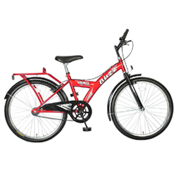 Vigorous Happiness Hercules Sparx RF Bike