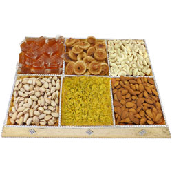 Appetite�s Lure Dry Fruit and Toffee Cluster