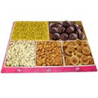 Tasteful Strength Dry Fruit and Chocolate Cluster
