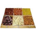 Gusto's Appeal Dry Fruits and Chocolate Platter