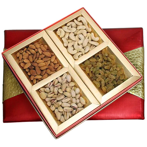 Top Quality Assorted Dry Fruits Gift Pack