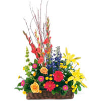 Magnificent Love Special Seasonal Flowers Arrangement in Mixed Colors