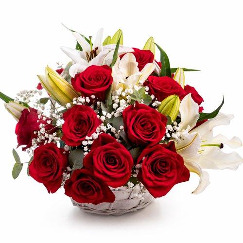 Fanciful Special Premium Arrangement of Rapturous Flowers