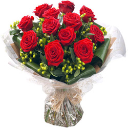 Order Red Rose Bouquet Online