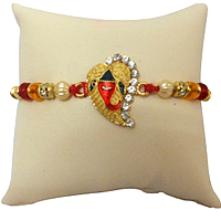 A Divine Rakhi of Lord Ganesha