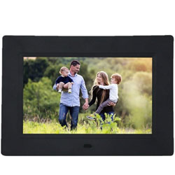 Exclusive Selection of Digital Photo Frames in HD LED Screen