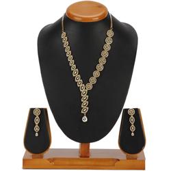 Plentiful Appeal Necklace with Earrings Set