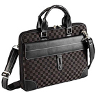 Designer Office Portfolio Bag in Black from Vaunt