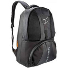 Polyester Black color Casual Backpack from Fastrack