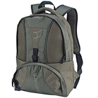 Stylish backpack in slightly green from Titan Fastrack for Boys.