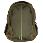 Dashing Men's Green Colored Backpack from Titan Fastrack