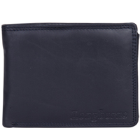 Marvelous Black and Red Coloured Gents Leather Wallet from Longhorn