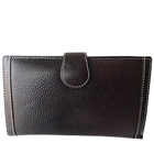 Rich Born's Turgid Passport Leather Wallet