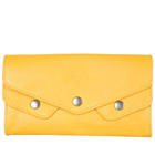 Gorgeous Yellow Ladies Wallet from Titan Fastrack