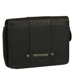 Classic Titan Fastrack Black Colored Wallet for Ladies