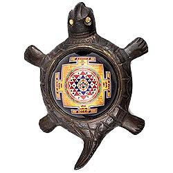 Kuber shri yantra tortoise