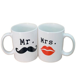 Fancy Personalised Mugs
