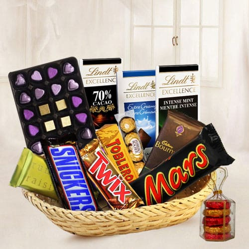 Online Chocolate Gift Basket