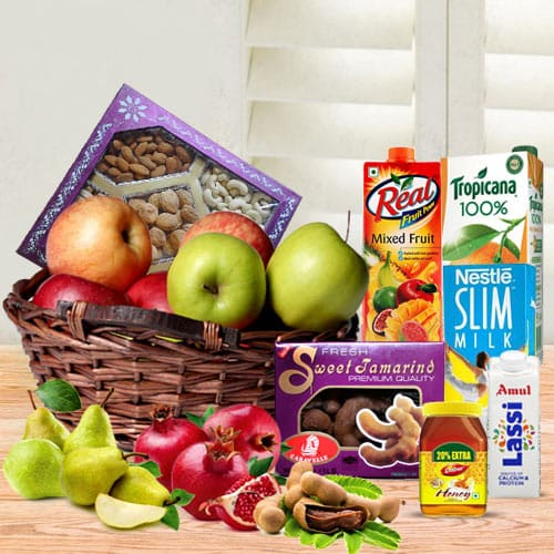 Amazing Make a Wish Breakfast Gift Basket