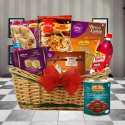 Brilliant Breakfast Time Gift Hamper of Goodies