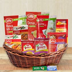 Irresistible Easy Prepare Dishes South Indian Dinner Hamper