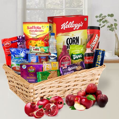 Generous Breakfast Time Gift Hamper