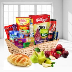 Extraordinary Sweet Bites Breakfast Hamper