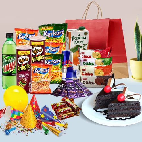 Magical Celebration Sparkle Hamper