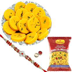 Rakhi Sweets Mixture