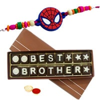 Irresistible Gift Pack of Best Brother Mellow Chocolates