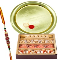 Attractive Rakhi Gift<br>