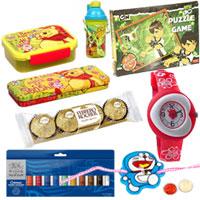Pretty Kids Rakhi Gifts