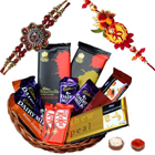 Key to Good Times Rakhi Hamper