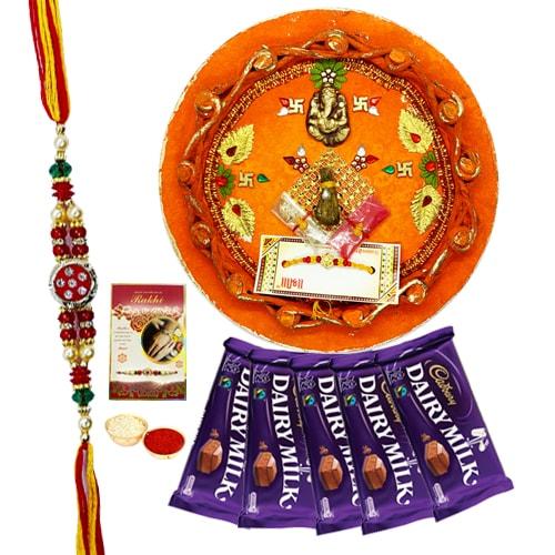 Amazing Rakhi Assemblage