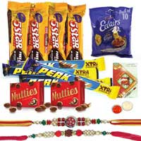 Tempting Rakhi Surprise