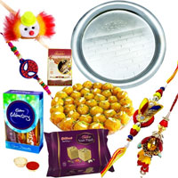 Yummy Rakhi Assortment