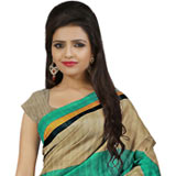 Classic Women's Printed Saree of Rainbow Brand Collection