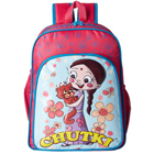 Fabulous Selection of Chutki Design Pink Color School Bag for Kids