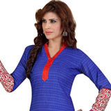 Stylish Women's Printed Salwar Suit from Siya Brand