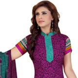 Trendy Women's Favourites Siya Brand Printed Salwar Suit
