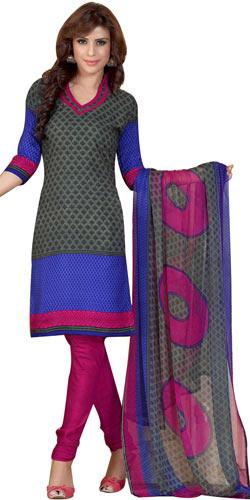 Stylish Siya Collection of Printed Salwar Suit for Women
