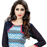Enthralling Cotton Printed Kurti